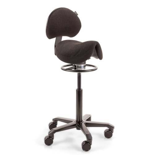 Amazone Balance with Lumbar Support Blend Black
