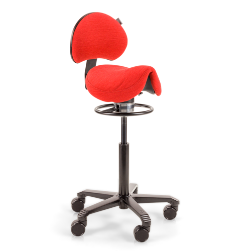 Amazone Balance with Lumbar Support Blend Red
