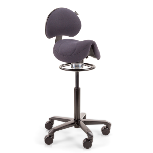 Amazone Balance with Lumbar Support Flex Anthracite