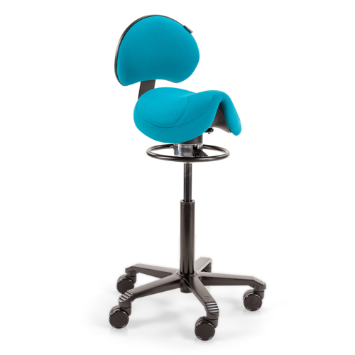 Amazone Balance with Lumbar Support Flex Petrol