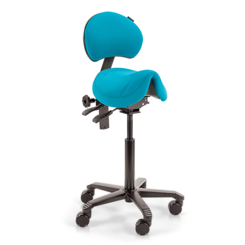 Amazone with Lumbar Support Flex Petrol