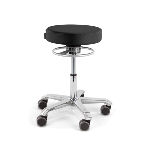 Medical 6100 Balance Stamskin Black