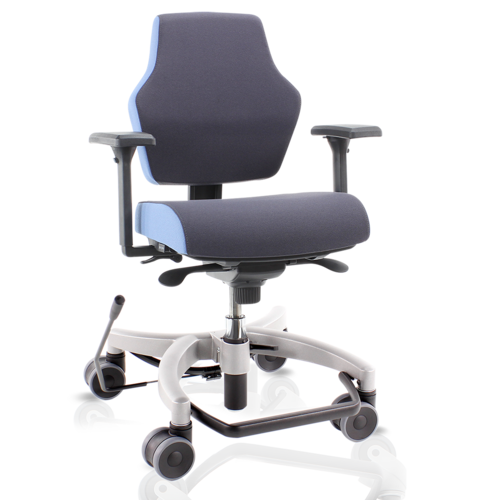 Mobility Work Chair At Work