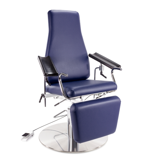 Vena Vario phlebotomy chair Levant Trumpet base