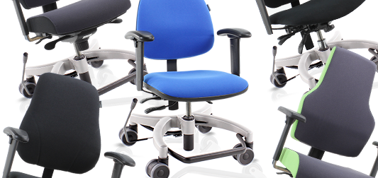 Mobility Work Chairs