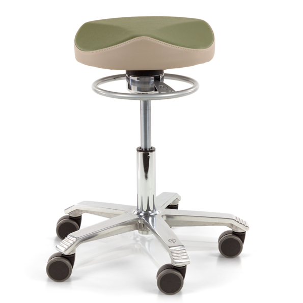 Medical 6300 Balance Stamskin Taupe Forest Green